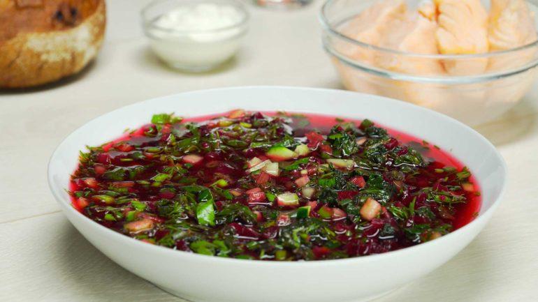 4 холодных супа со всего мира: освежающий вкус и аромат лета