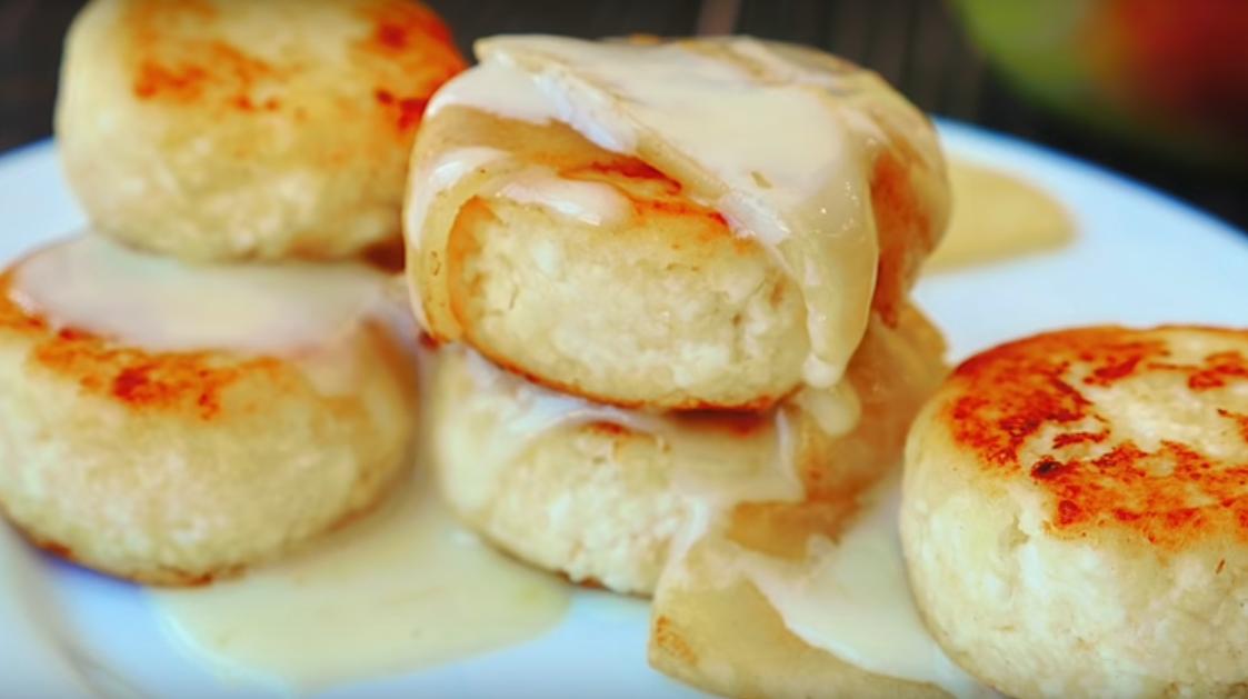 Вкусные и необычные сырники: готовим к завтраку