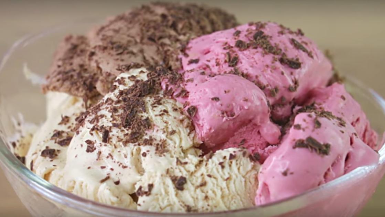 Мороженое пломбир - лучше, чем в магазине