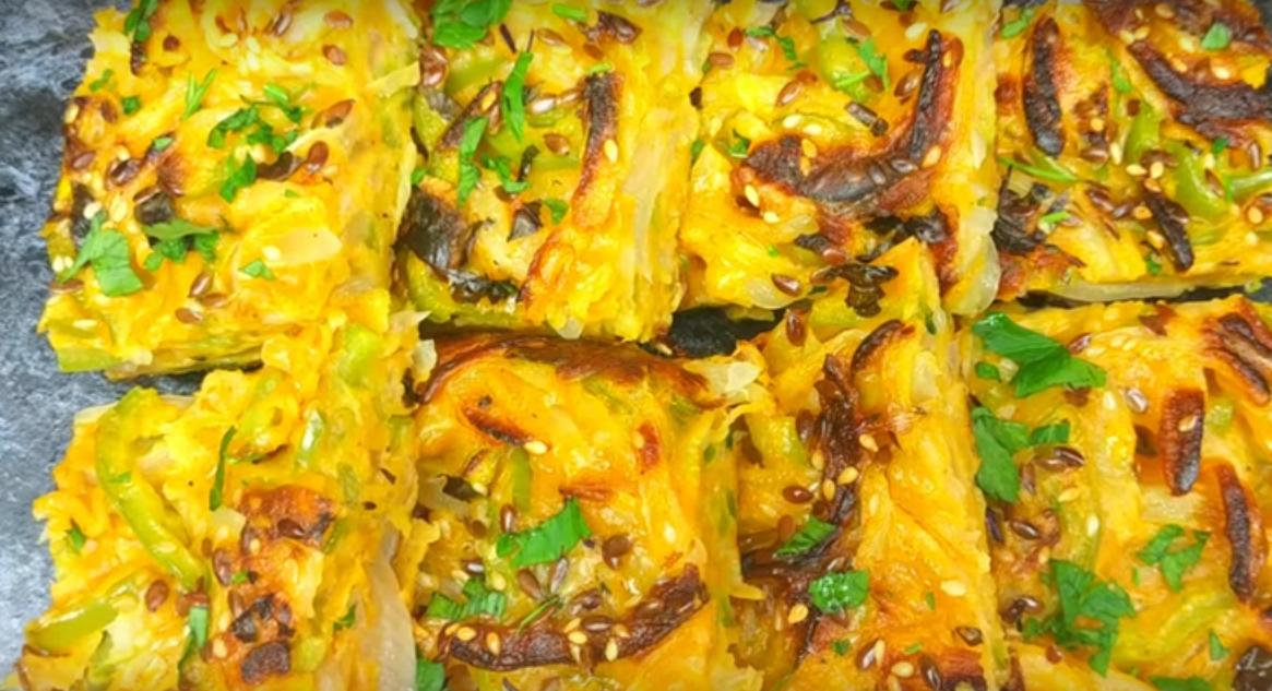 Очень необычное и вкусное блюдо из лука