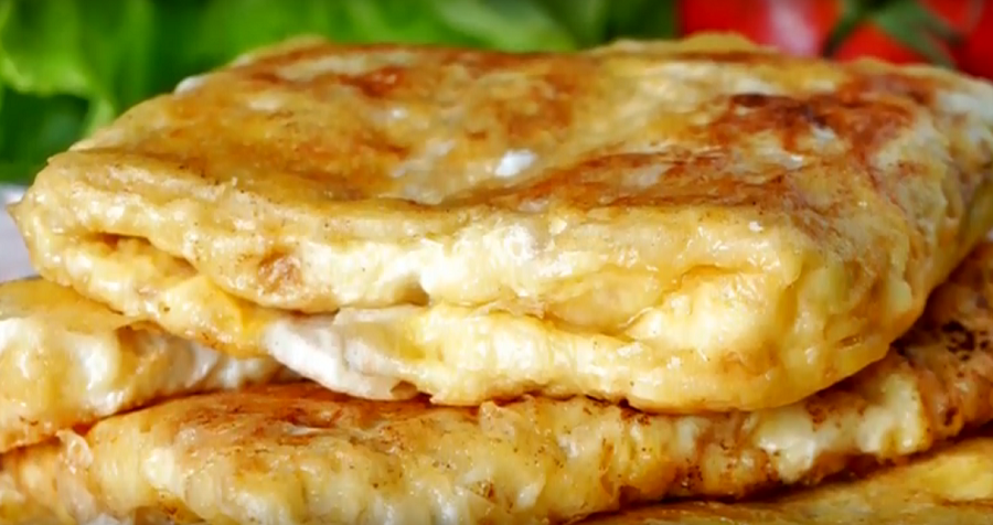 Быстрый завтрак за 5 минут - для тех, кому надоела яичница