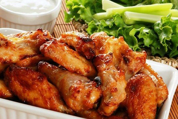 Курица в медовом соусе: вкуснее не бывает!