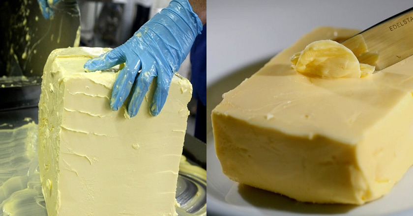 Домашнее сливочное масло из сливок: полезный состав и изумительный вкус