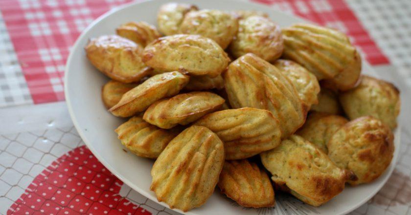 """Обалденное закусочное печенье """"Мадлен"""""""