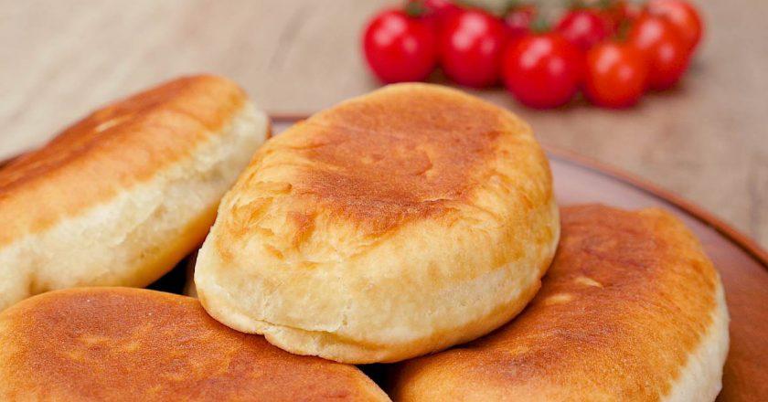 Пирожки с картошкой: любимая выпечка моей бабушки
