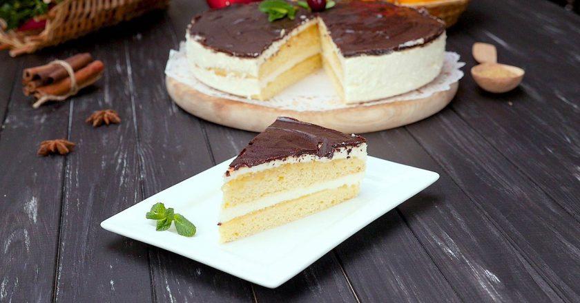 Торт «Небесные яблоки»: сезон этих фруктов уже на подходе!