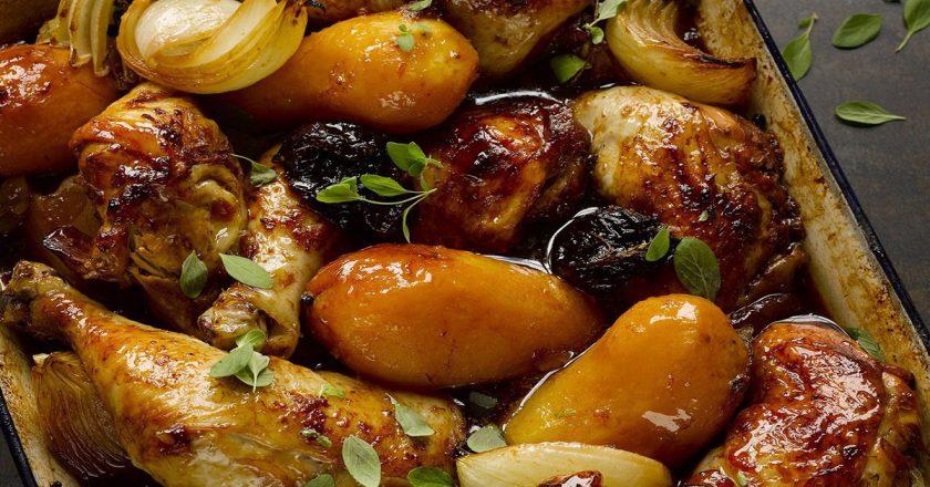 Картофель с черносливом: настоящий деликатес с интересным вкусом