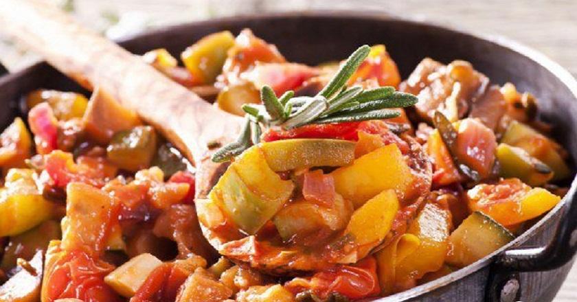 Овощное рагу с кабачками: насыщенный вкус и польза лета