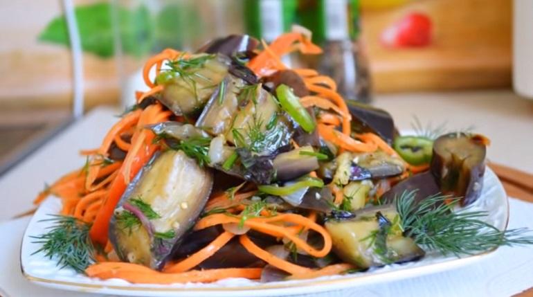 Улетная закуска из баклажанов: можно готовить каждый день