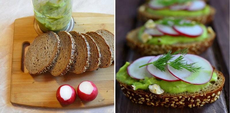 Красивые бутерброды на праздничный стол: несколько простых рецептов