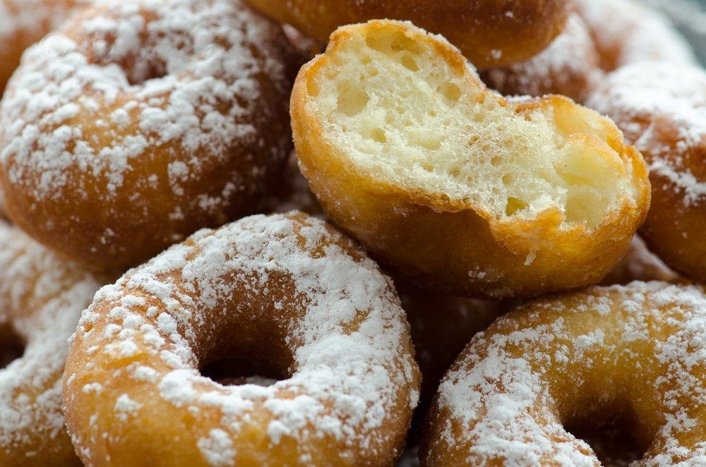 Самые вкусные пончики - близкие будут просить добавки