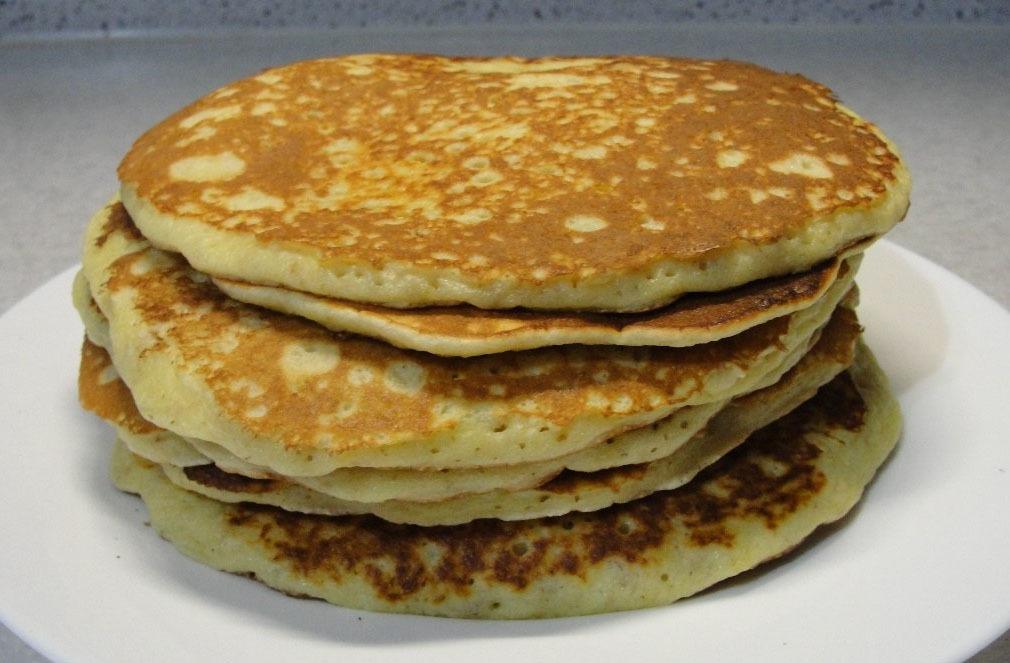 Манно - овсяные блины: прекрасное блюдо к завтраку