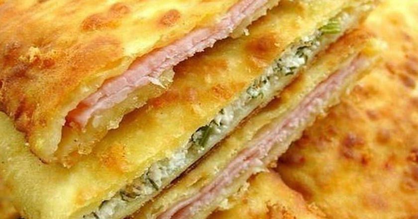 Сырные лепешки на кефире: сытный перекус на все случаи
