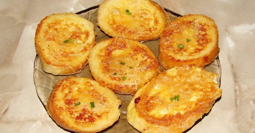 Французский сырный суп и гренки: упрощаем оригинальные рецепты