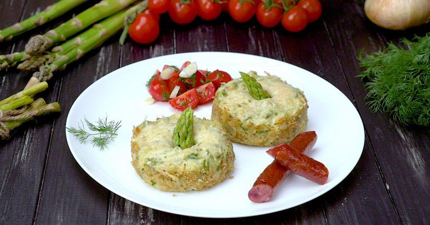 Зеленое суфле: легкое, аппетитное и необычное блюдо