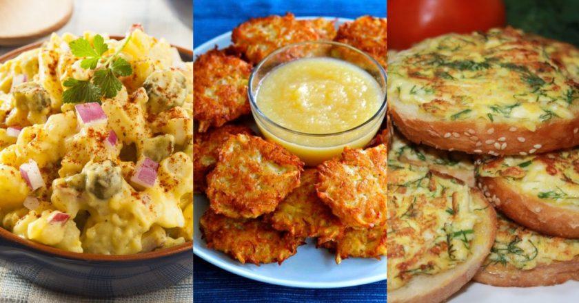 Простые блюда из картофеля: 7 потрясающих рецептов