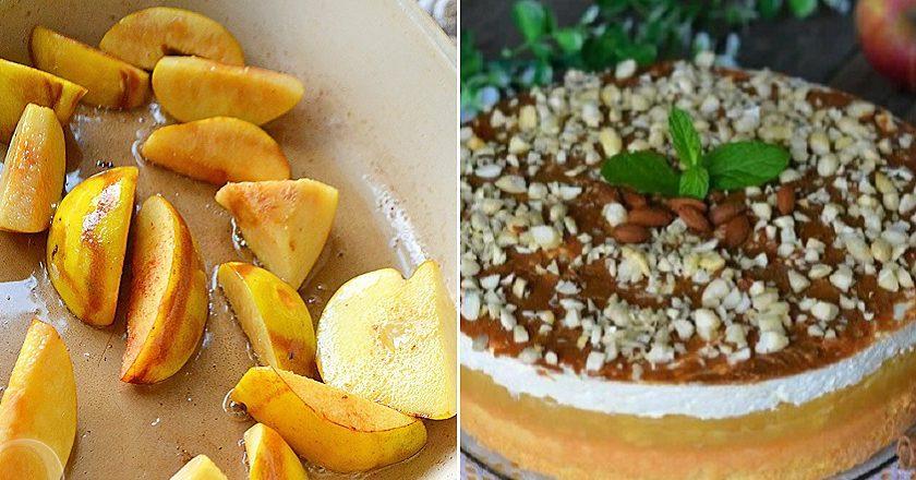 Восхитительный чешский яблочный пирог