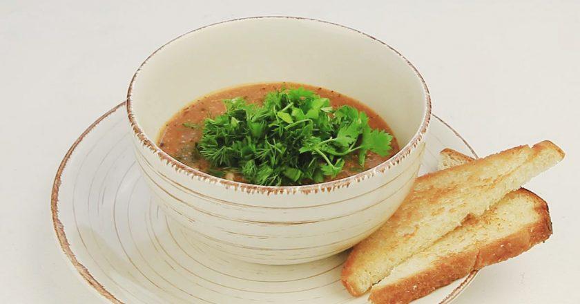 Суп харчо из говядины: отличное блюдо на обед