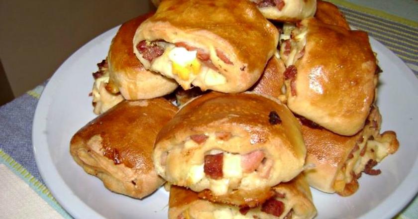 Вкуснейшие итальянские булочки