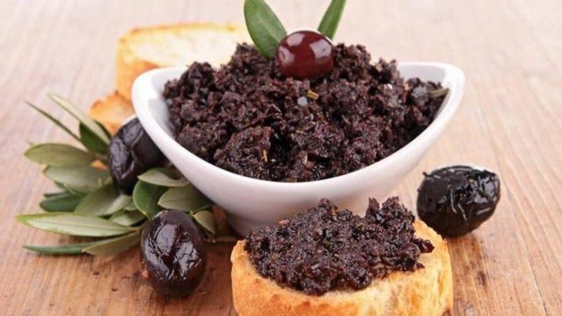 Паштет из маслин: на первом месте среди закусок
