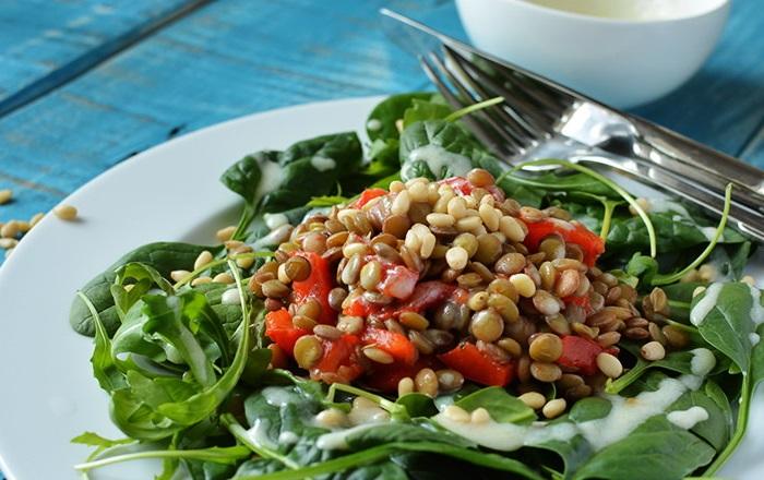 Блюда из чечевицы: отличная альтернатива гороху