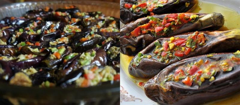 Фаршированные баклажаны по-египетски: красивая и аппетитная закуска