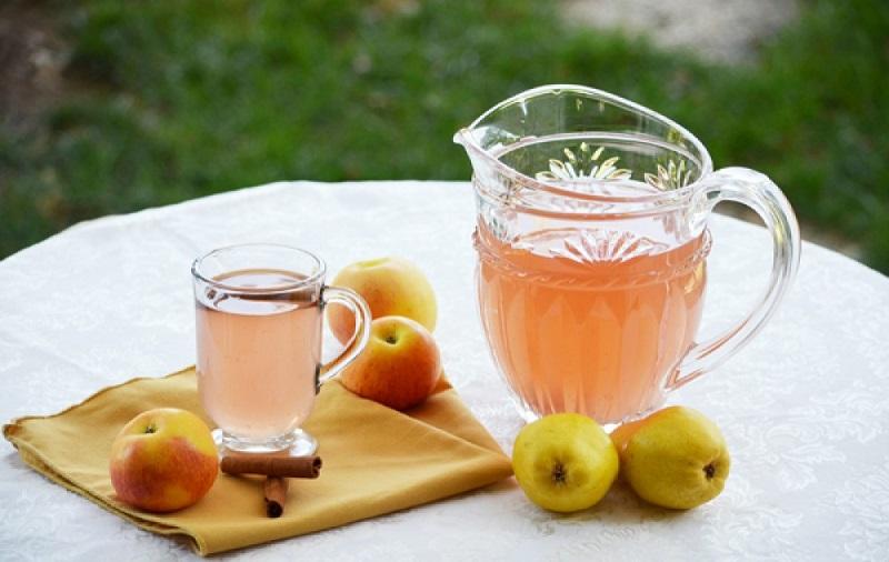 Яблочные компоты: закрываем напитки на зиму