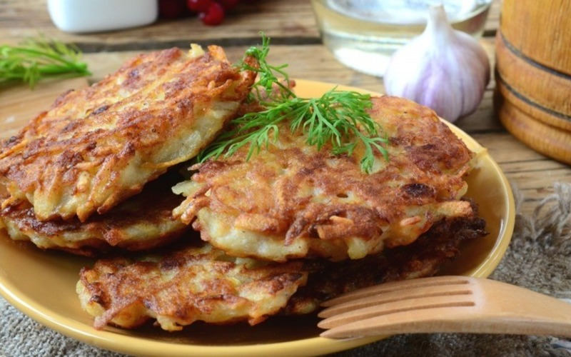 Чешские картофельные лепешки: интереснее, чем драники