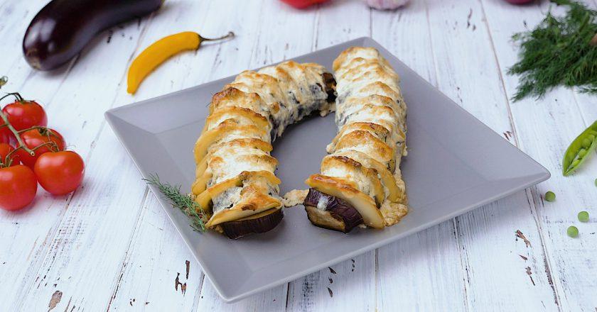 Баклажаны с картофелем: запекаем в духовке вкусное блюдо
