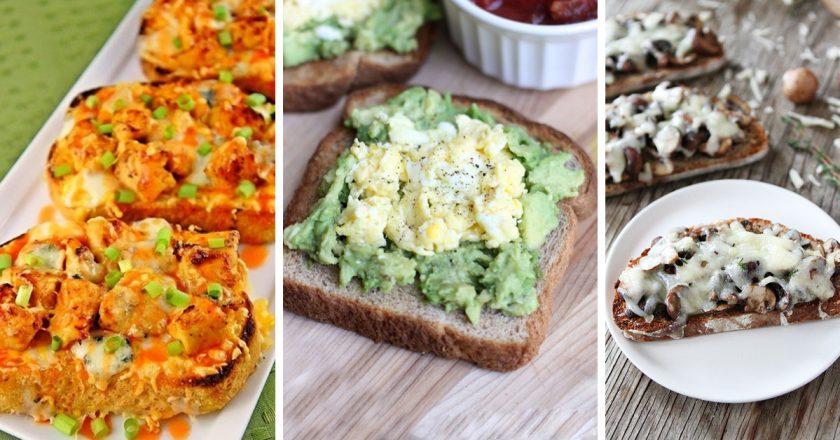 Паста для бутербродов: и лучший вариант перекуса заиграет новыми красками