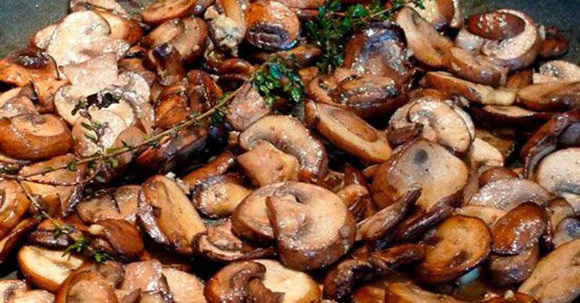 Идеальные жареные грибы: для любителей тихой охоты