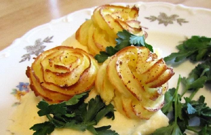 надо как красиво подать картофельное пюре фото педагоги, поздравляем вас