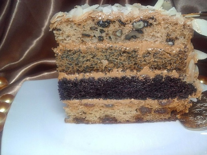 торт изюминка рецепт с фото пошагово необходимости, некоторые наращивают
