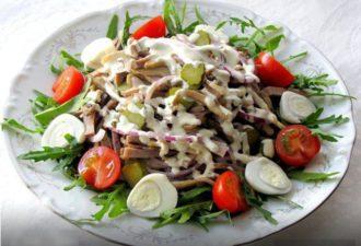 Правильное питание салат с крабовыми палочками