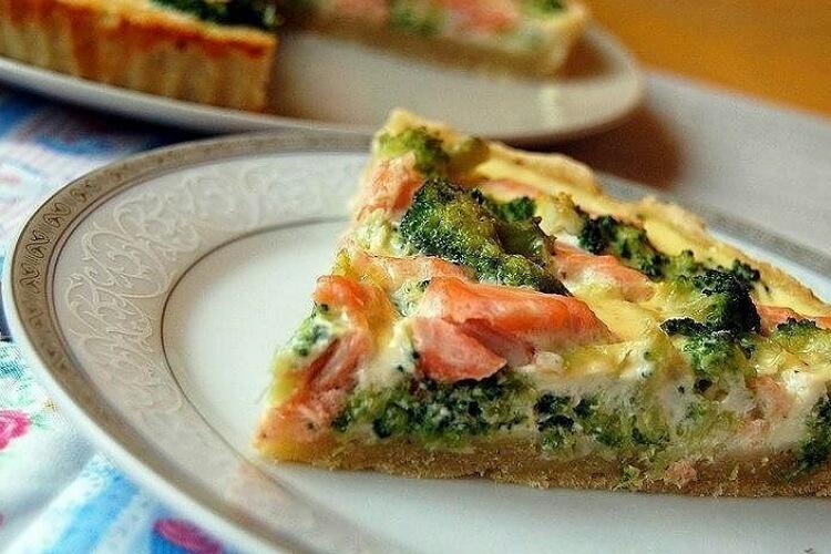 Самый вкусный рыбный пирог