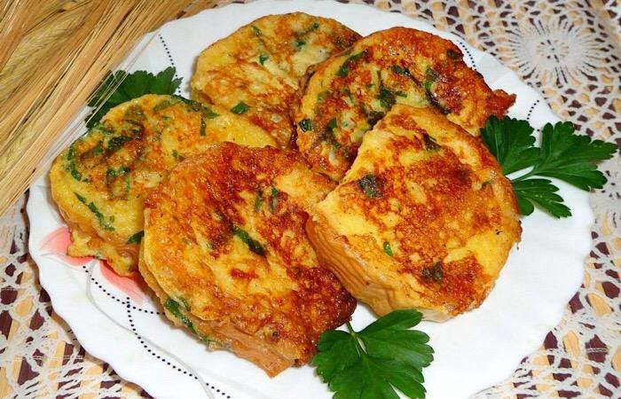 Вкуснейшие гренки с сыром