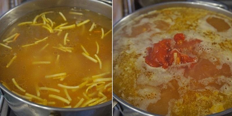 """Любимый суп в Хорватии - """"Манештра"""""""
