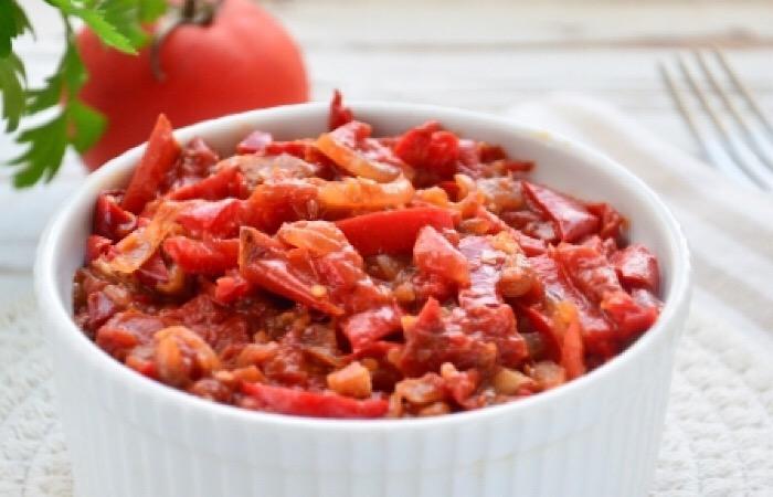 """Отменный салат-соус из простых ингредиентов """"Матбуха"""""""