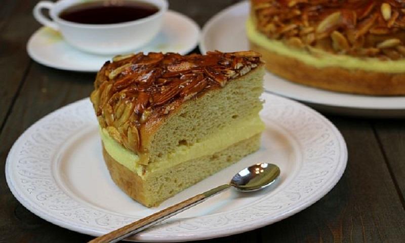 Выпечка «Укус пчелы»: не то пирог, не то торт – ну очень вкусно!