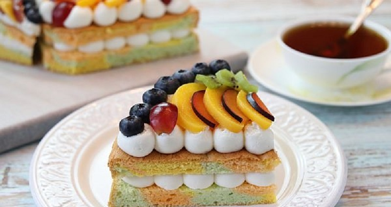 Эффектный торт «Бабочка»: старая, но удачная идея!
