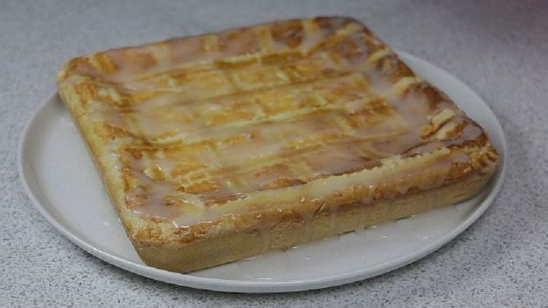 Творожный краковский пирог: со своей изюминкой