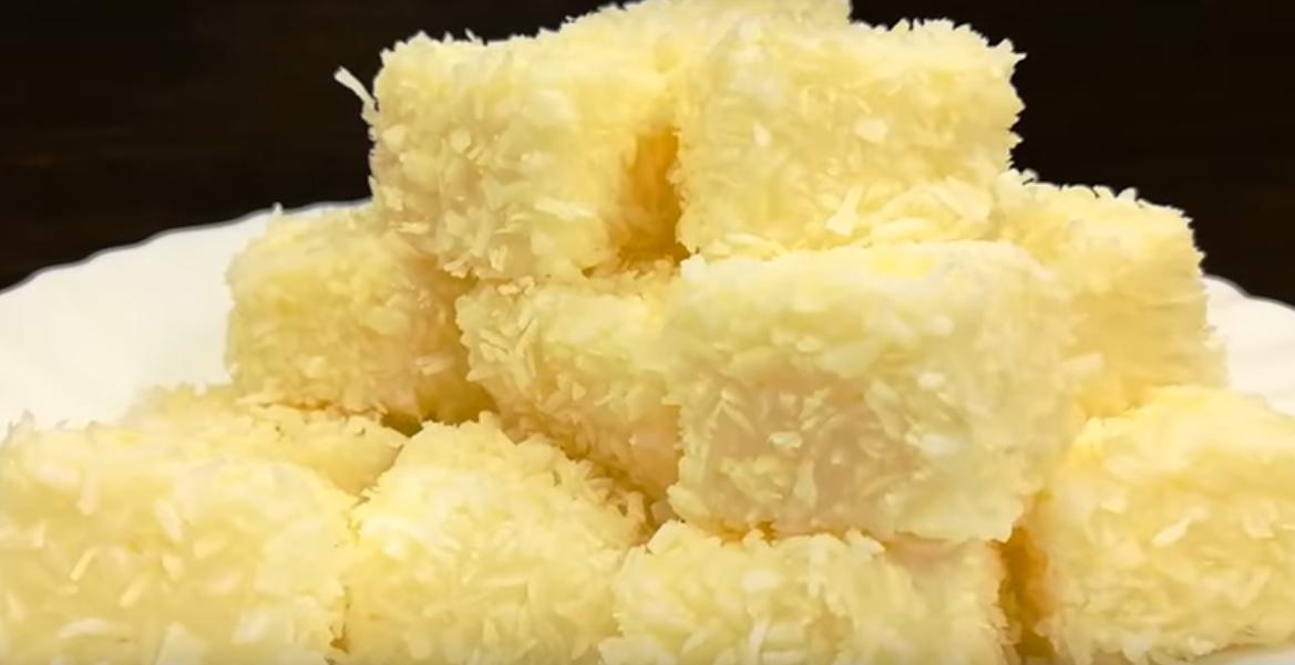 Идеальный десерт без выпечки и желатина