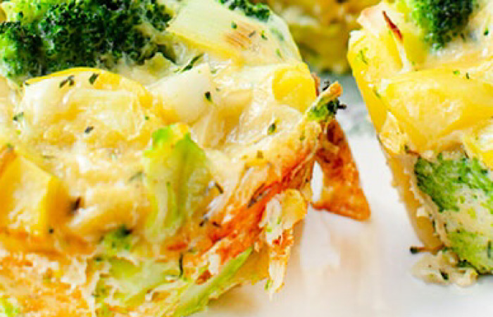 Аппетитные овощные медальоны: нереально вкусно