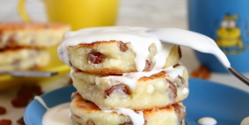 Пышные сырники с манкой: полезный завтрак для детей и родителей