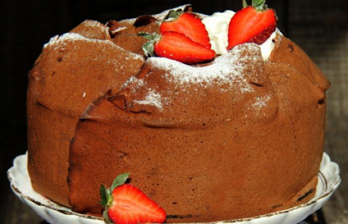 Вкуснейший блинный торт со взбитыми сливками