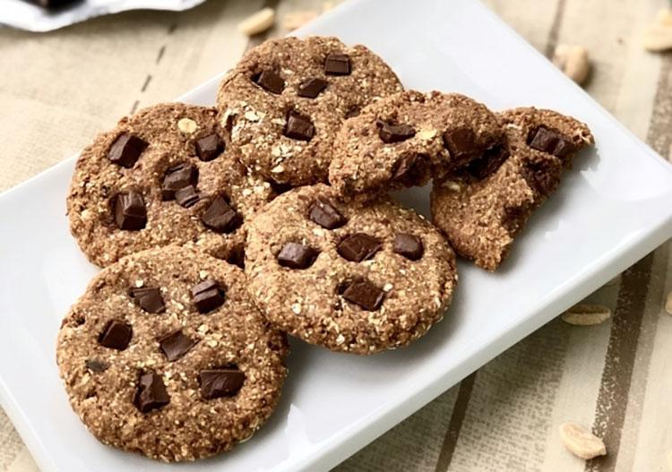 Обалденное печенье из 4 ингредиентов