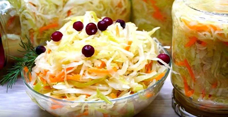 Маринованная капуста с горчицей: мой любимый вариант вкусной закуски