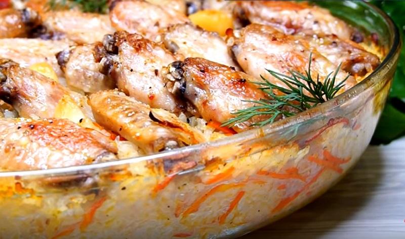 Потрясающий обед из простых ингредиентов: обалденный результат!