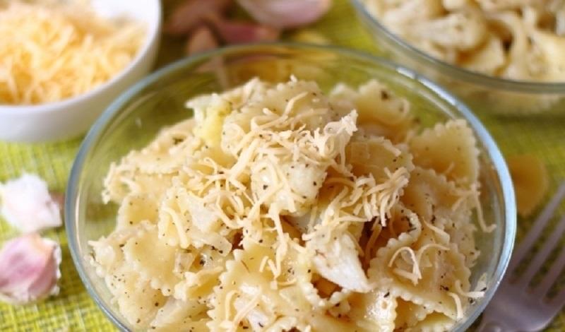 Ароматная паста с цветной капустой: быстрое и полезное блюдо