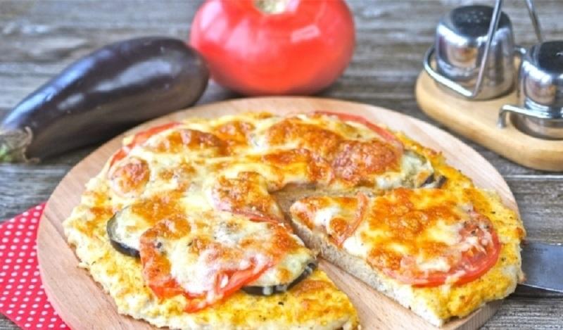 Пицца из куриной грудки: поклонникам правильного питания посвящается